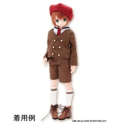AZONE/Pureneemo Original Costume/ALB139【1/6サイズドール用】PNXS聖ポートルダム初等部男子制服set