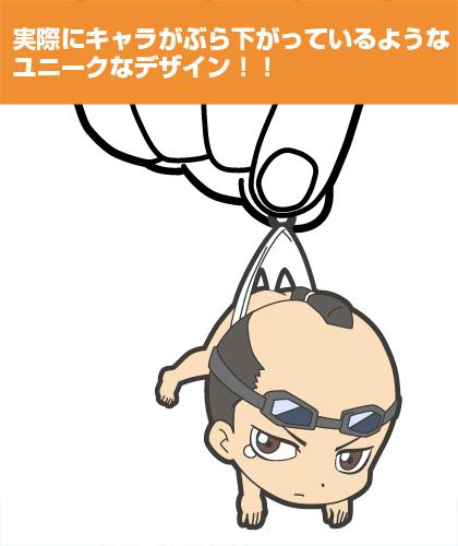 銀魂/銀魂/将軍つままれストラップ