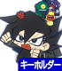 遊☆戯☆王/遊☆戯☆王デュエルモンスターズGX/万丈目準つままれストラップ