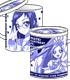 プリキュア/ドキドキ!プリキュア/キュアダイヤモンドクッションカバー