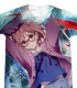 栗山未来フルグラフィックTシャツ