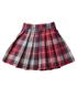 AZONE/Pureneemo Original Costume/POC297【1/6サイズドール用】PNSチェックプリーツスカート