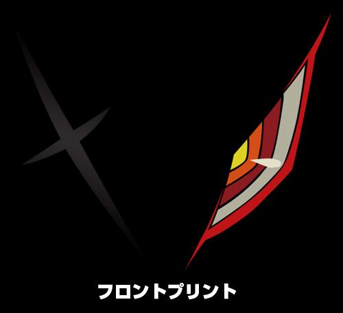 キルラキル/キルラキル/鮮血天竺パーカー