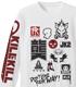キルラキル/キルラキル/キルラキルロングスリーブTシャツ