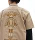 魔法少女まどか☆マギカ/劇場版 魔法少女まどか☆マギカ[新編]叛逆の物語/鹿目まどか刺繍ワークシャツ セピアトーンver.