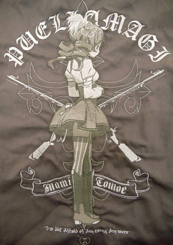 魔法少女まどか☆マギカ/劇場版 魔法少女まどか☆マギカ[新編]叛逆の物語/巴マミ刺繍ワークシャツ セピアトーンver.