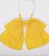 私立銀杏学園 高等部女子制服 黄リボン