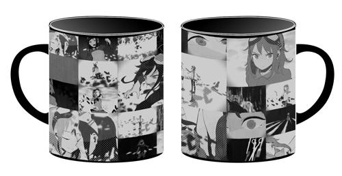メグッポイド/モザイクロール/モザイクロールマグカップ