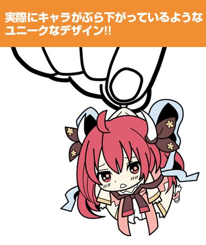 デート・ア・ライブ/デート・ア・ライブII/五河琴里つままれストラップ