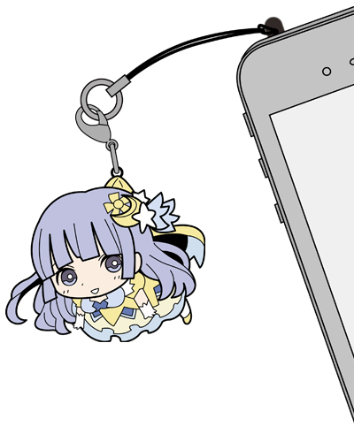 デート・ア・ライブ/デート・ア・ライブII/誘宵美九つままれストラップ