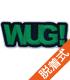 WUG!脱着式ワッペン