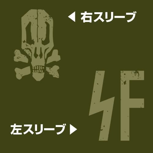 シェイファー・ハウンド/シェイファー・ハウンド/SF三突Tシャツ 画像をクリックすると拡大して表