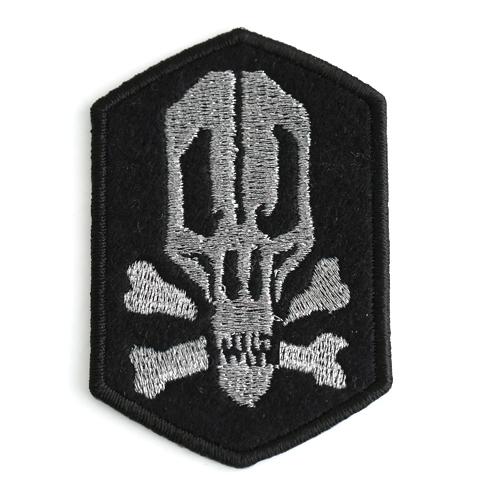 シェイファー・ハウンド/シェイファー・ハウンド/シェイファー・ハウンド部隊章脱着式ワッペン