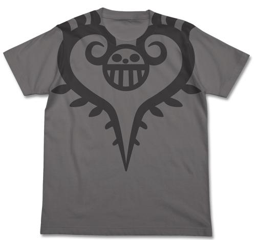 ONE PIECE/ワンピース/トラファルガー・ロータトゥーTシャツ