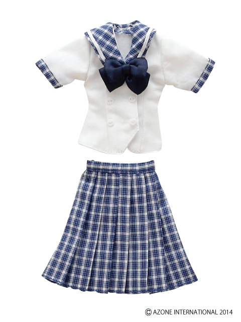AZONE/Pureneemo Original Costume/POC305【1/6サイズドール用】PNS聖ポートルダム中等部 指定夏制服set