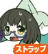 魔法科高校の劣等生/魔法科高校の劣等生/柴田美月つままれキーホルダー