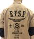 ガンダム シリーズ/機動戦士ガンダム/地球連邦軍ワッペンベースワークシャツ