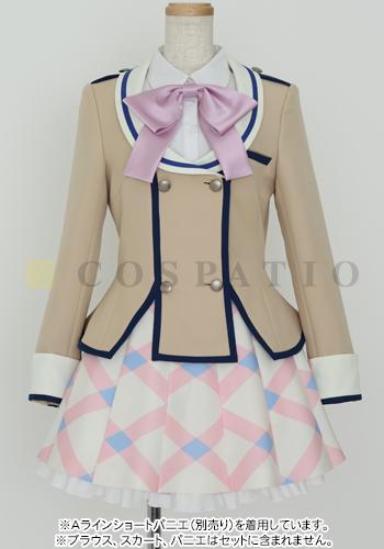 彼女がフラグをおられたら/彼女がフラグをおられたら/旗ヶ谷学園女子制服 冬服 ジャケットセット
