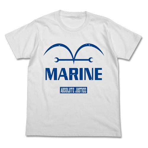 ONE PIECE/ワンピース/新世界編海軍Tシャツ