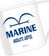 海軍ステンレスマグカップ