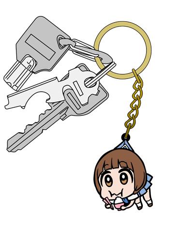 キルラキル/キルラキル/満艦飾マコ もぐもぐverつままれキーホルダー