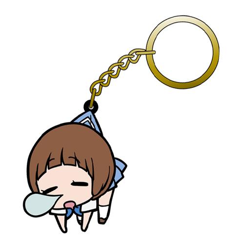 キルラキル/キルラキル/満艦飾マコ おやすみverつままれキーホルダー