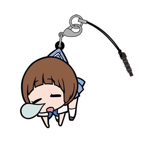 キルラキル/キルラキル/満艦飾マコ おやすみverつままれストラップ