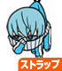 キルラキル/キルラキル/犬牟田宝火 三ツ星極制服verつままれキーホルダー