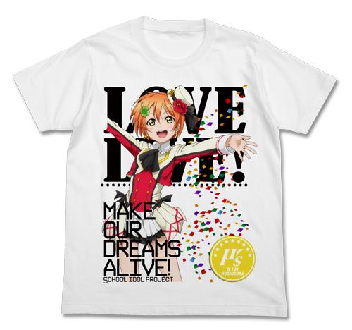 ラブライブ!/ラブライブ!/星空凛フルカラーTシャツ