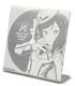 西木野真姫 卓上時計