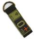 ジオン公国軍血液型PVCキーホルダー/O+