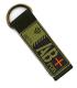 ジオン公国軍血液型PVCキーホルダー/AB+