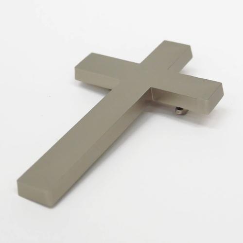 AIR/AIR/AIR 十字架ブローチ