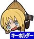 進撃の巨人/進撃の巨人/アルミンつままれキーホルダーVer.2.0