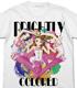 THE IDOLM@STER/THE IDOLM@STER/アイドルマスター フルカラーTシャツC 律子・やよい