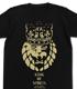 ライオンマーク王冠Tシャツ