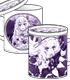 チャイカ・トラバント フタつきマグカップ