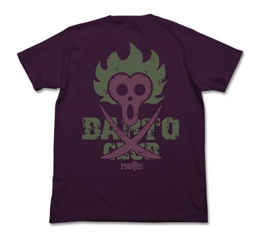 ONE PIECE/ワンピース/バルトロメオTシャツ