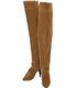 AZONE/50 Collection/FAO015【48/50cm/AZO2ドール用】AZO2ニーハイスエードブーツ