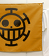 ONE PIECE/ワンピース/ハートの海賊団ヴィンテージ風ジップパーカー