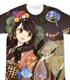 pixiv祭 左フルグラフィックTシャツ