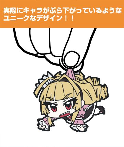 棺姫のチャイカ/棺姫のチャイカ AVENGING BATTLE/フレドリカつままれストラップ