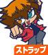 遊☆戯☆王/遊☆戯☆王デュエルモンスターズGX/遊城十代 カラビナ