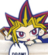 遊☆戯☆王/遊☆戯☆王デュエルモンスターズ/闇遊戯つままれストラップ 千年パズルver