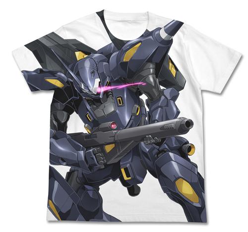ガンダム/ガンダムビルドファイターズ/ケンプファーアメイジング フルグラフィックTシャツ