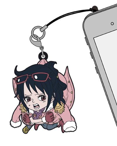 ONE PIECE/ワンピース/たしぎつままれストラップ