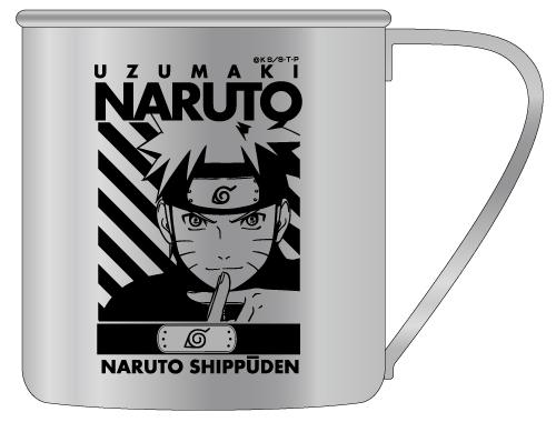 NARUTO-ナルト-/NARUTO-ナルト- 疾風伝/ナルトステンレスマグカップ