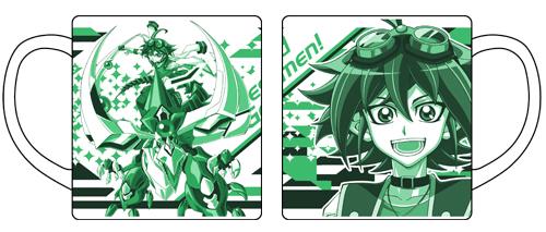 遊☆戯☆王/遊☆戯☆王ARC-V/榊遊矢マグカップ