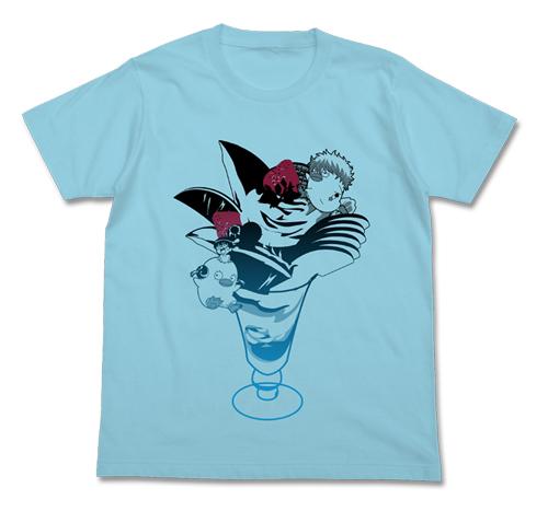 銀魂/銀魂/万事屋と糖分の塊Tシャツ