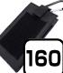 ワッペンベース モバイルポーチ160